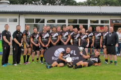 2016 South West Champions - Cornish Rebels