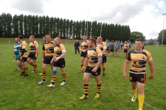 8. The Victorious Rebels post-match
