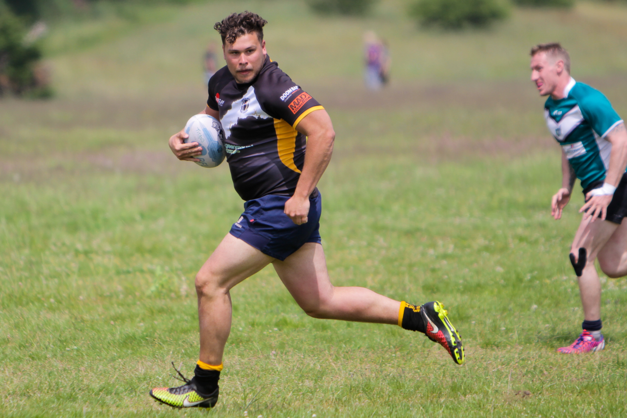Try scoring debut for George Knowles