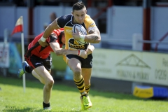 Cornish Pirates v North Devon Raiders 310514