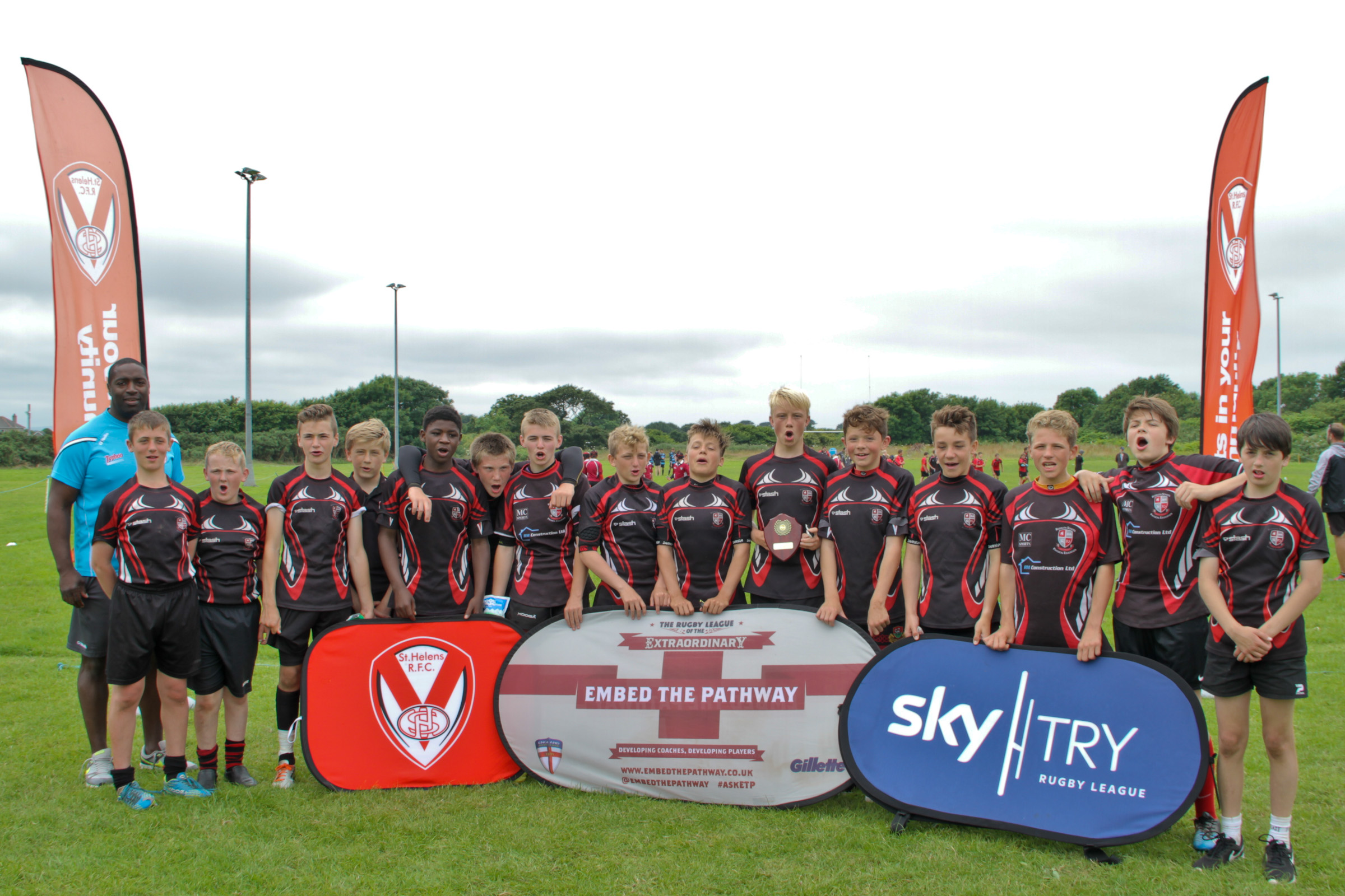 Redruth School - Shield Winners